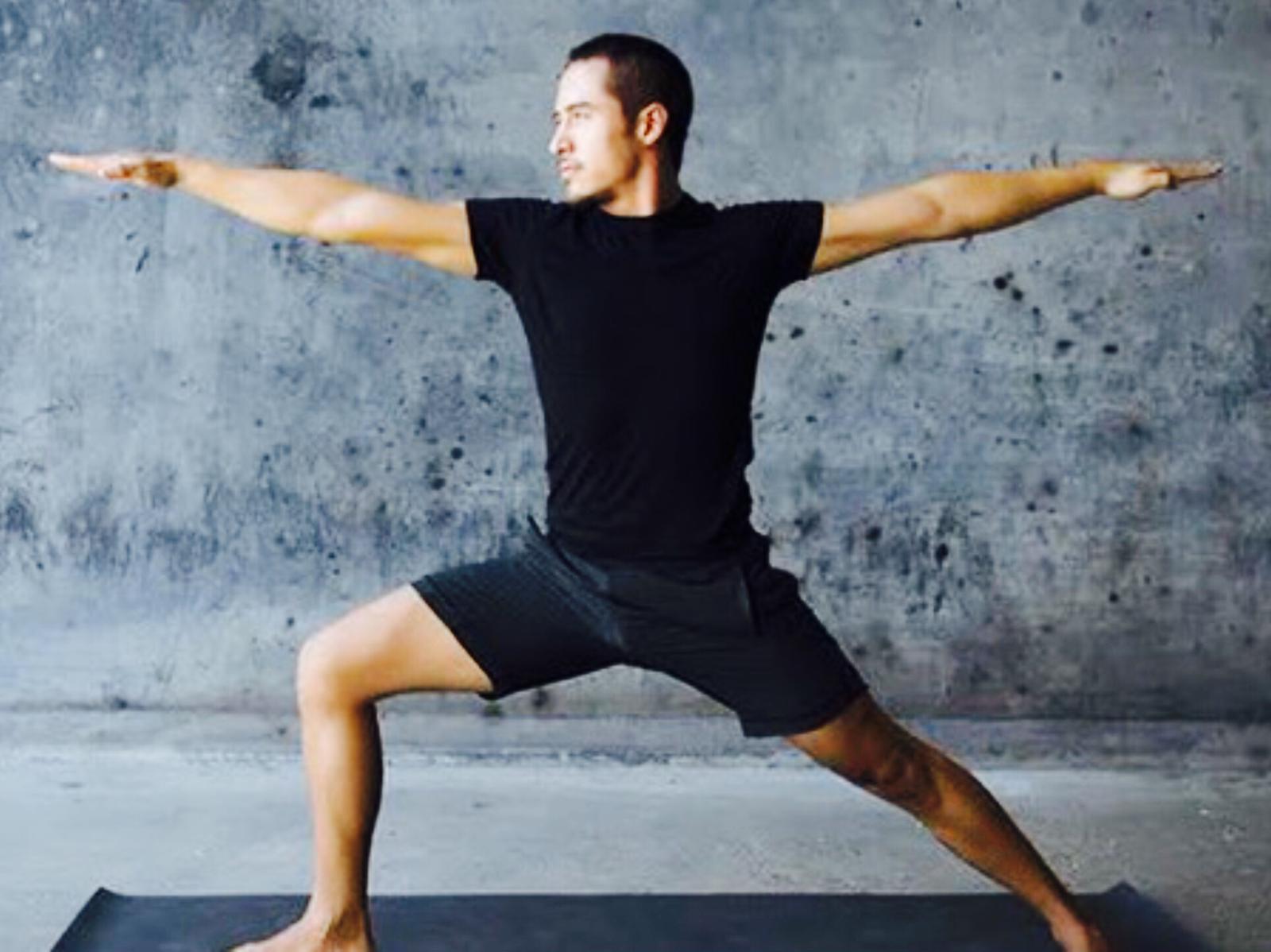 Mannen Yoga - Apeldoorn
